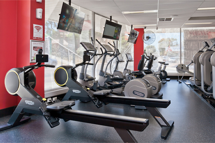 Popular Gyms in Cannington